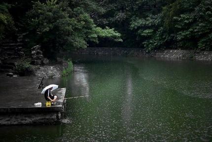 下雨天到底适不适合钓鱼?