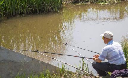 鱼儿稀少的水域该如何野钓?