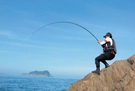 钓鱼人的一天,充实而快乐!