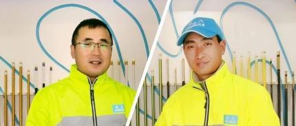官宣:英大钓具正式签约崔日、刘松松为2019年官方合作伙伴