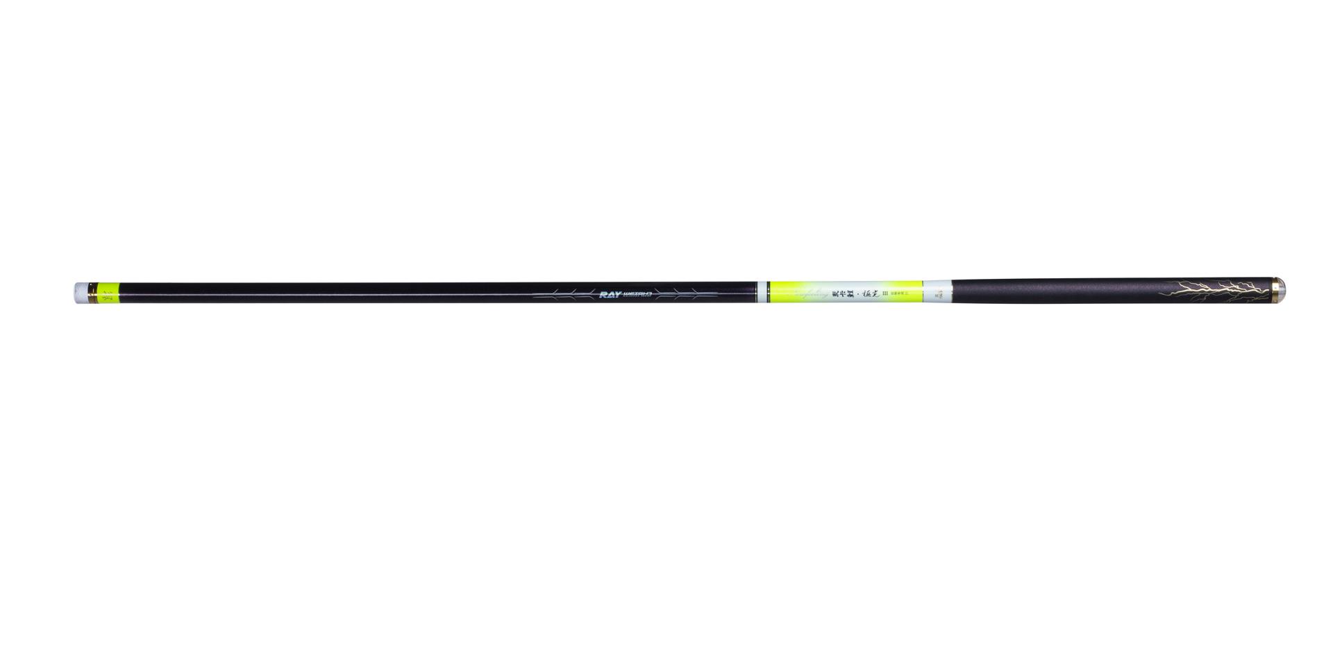 英大钓具亚洲限量发行YINGDA・RAY・系列新品――麦卡鲤・极光 Ⅲ,高强度品质型动力平衡巨物竿。